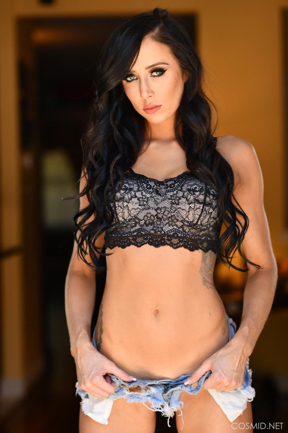 Nackt  Morgan Santana Naked morgan